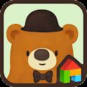 gentle bear tingting dodol icon