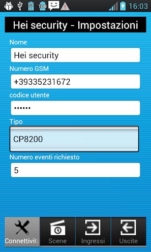 HEI security