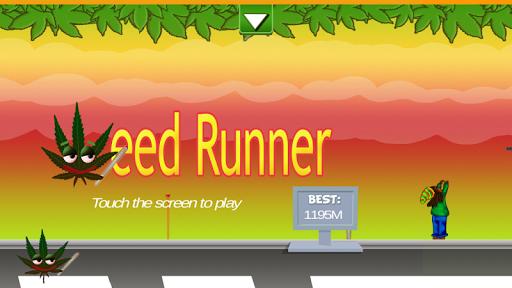 Weed Runner