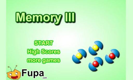 Memory III Free