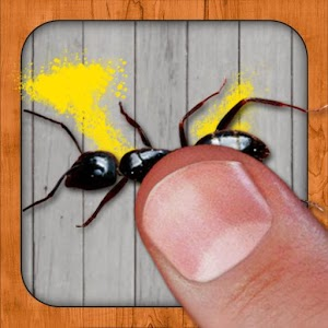 Ant Smasher, Best Free Game  5.9   Logo