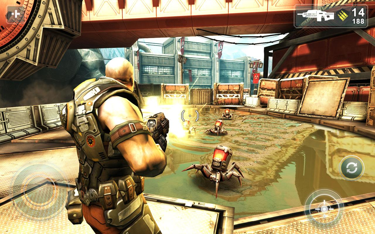 SHADOWGUN THD- screenshot
