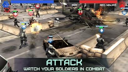 تحميل لعبة Rivals at War.APK للاندرويد والهواتف الذكية مجانية