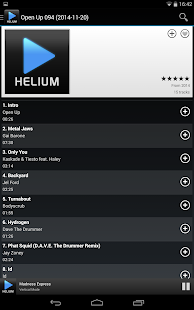 Helium Remote- screenshot thumbnail