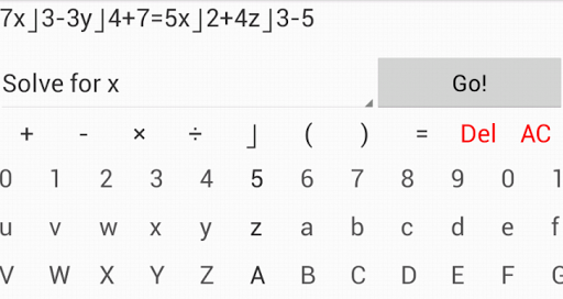 DSE Maths Solver數學解碼器+計算器free