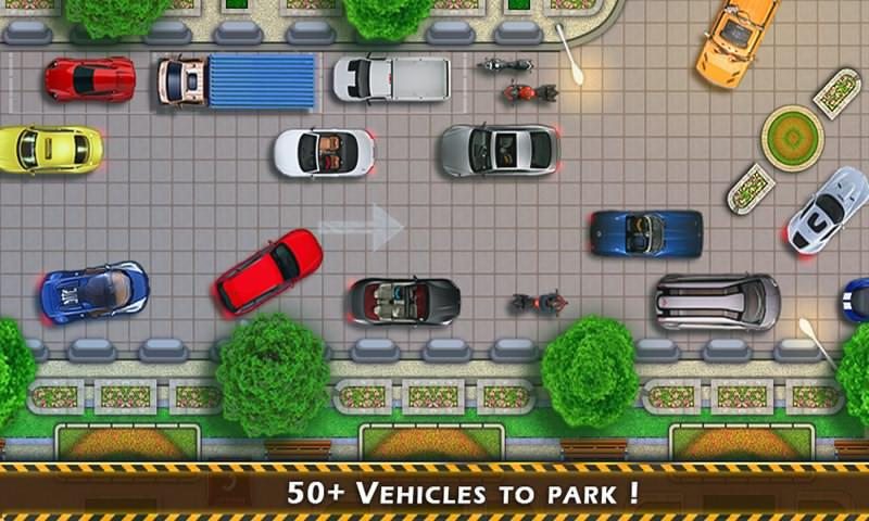 Parking Jam- screenshot