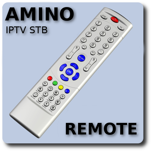 Remote Control for Amino IPTV 工具 App LOGO-APP開箱王