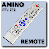 Remote Control for Amino IPTV