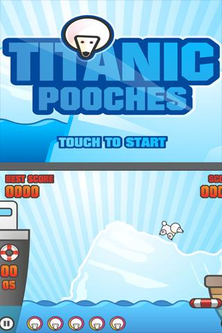 Titanic Island Game Tablet - screenshot
