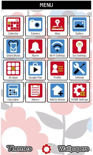 Flower Pop Wallpaper Theme 1.4 Windows u7528 2