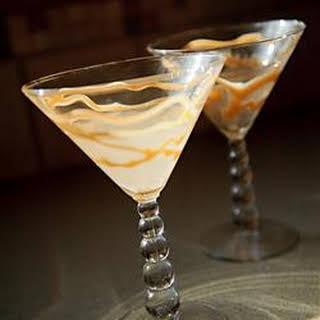 Caramel Martini.