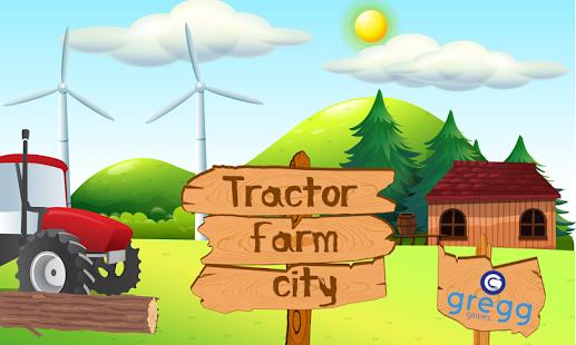 Tractor Farm City