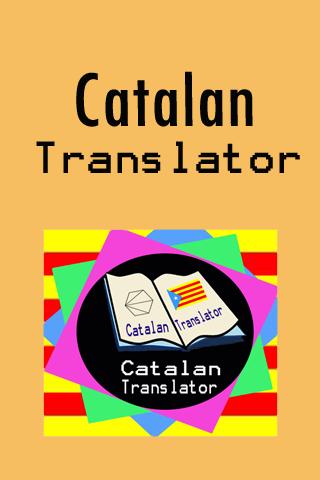 Catalan English Translate