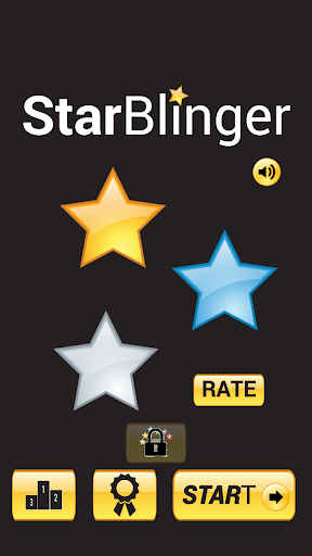 StarBlinger Memory Test Game