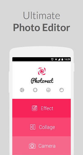 Filters, Collage for Instagram 2.7 screenshots 1