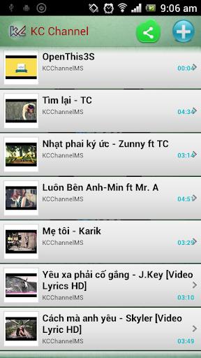 KC Channel