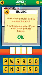 Game 4 Pics 1 Word Puzzle Plus APK for Windows Phone