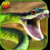 ヘビの攻撃シミュレータ