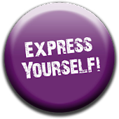 Express Yourself! Buttons