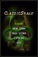 Screenshot of Classic Snake II