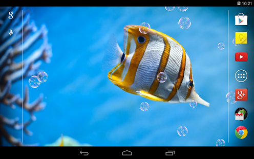 Best aquarium and fish live wallpapers for Android - Android Authority