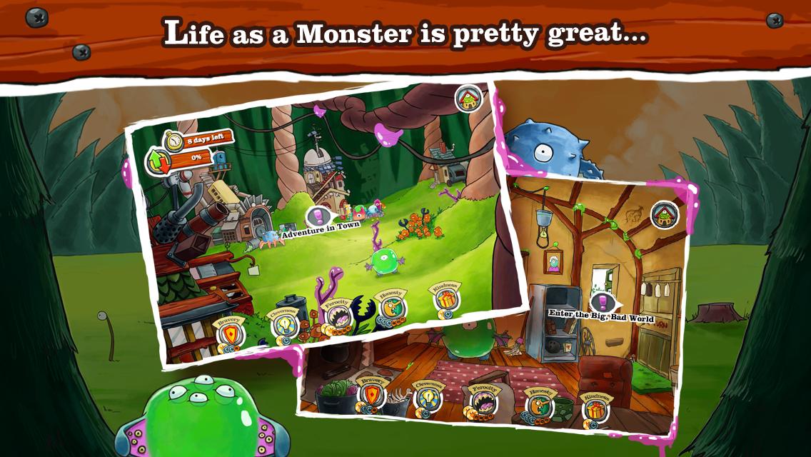 Monster Loves You! - screenshot