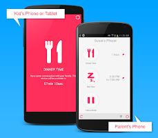 Screenshot of DinnerTime (Parental Control)