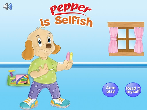 Pepper is Selfish