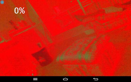 赤外線ビジョンカメラ