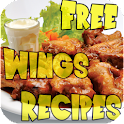 Free Chicken Wing Recipes icon
