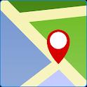 Maps Free GPS icon