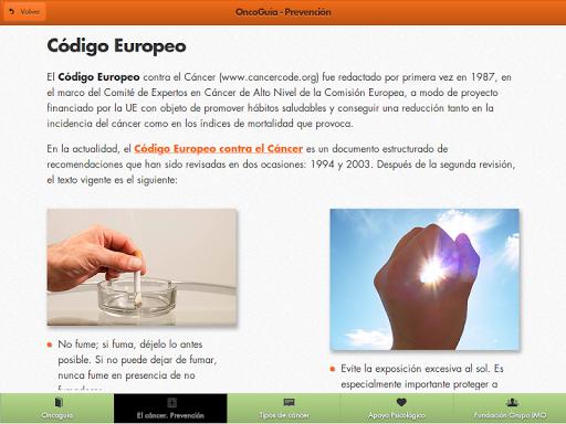 【免費健康App】OncoGuía-APP點子