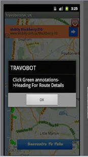 TravoBot - screenshot thumbnail