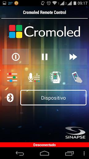 Cromoled Remote Control