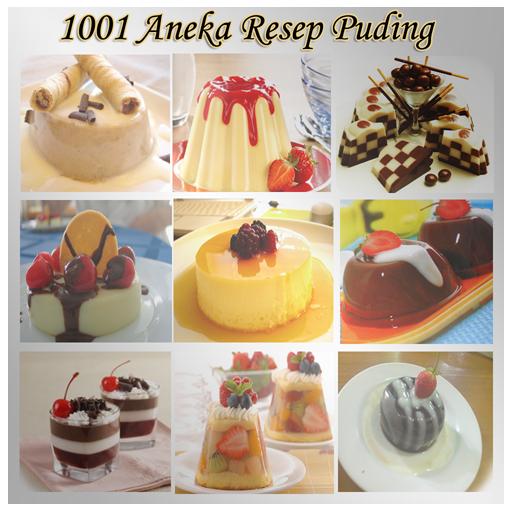 1001 Resep Puding Terlengkap