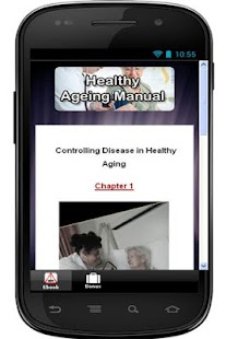 Healthy Ageing Manual - screenshot thumbnail