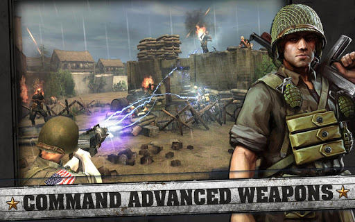 FRONTLINE COMMANDO: D-DAY 3.0.4 screenshots 3