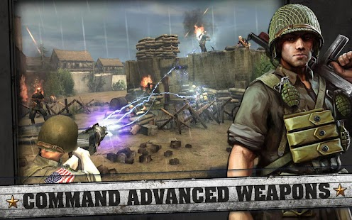 FRONTLINE COMMANDO: D-DAY Screenshot 28
