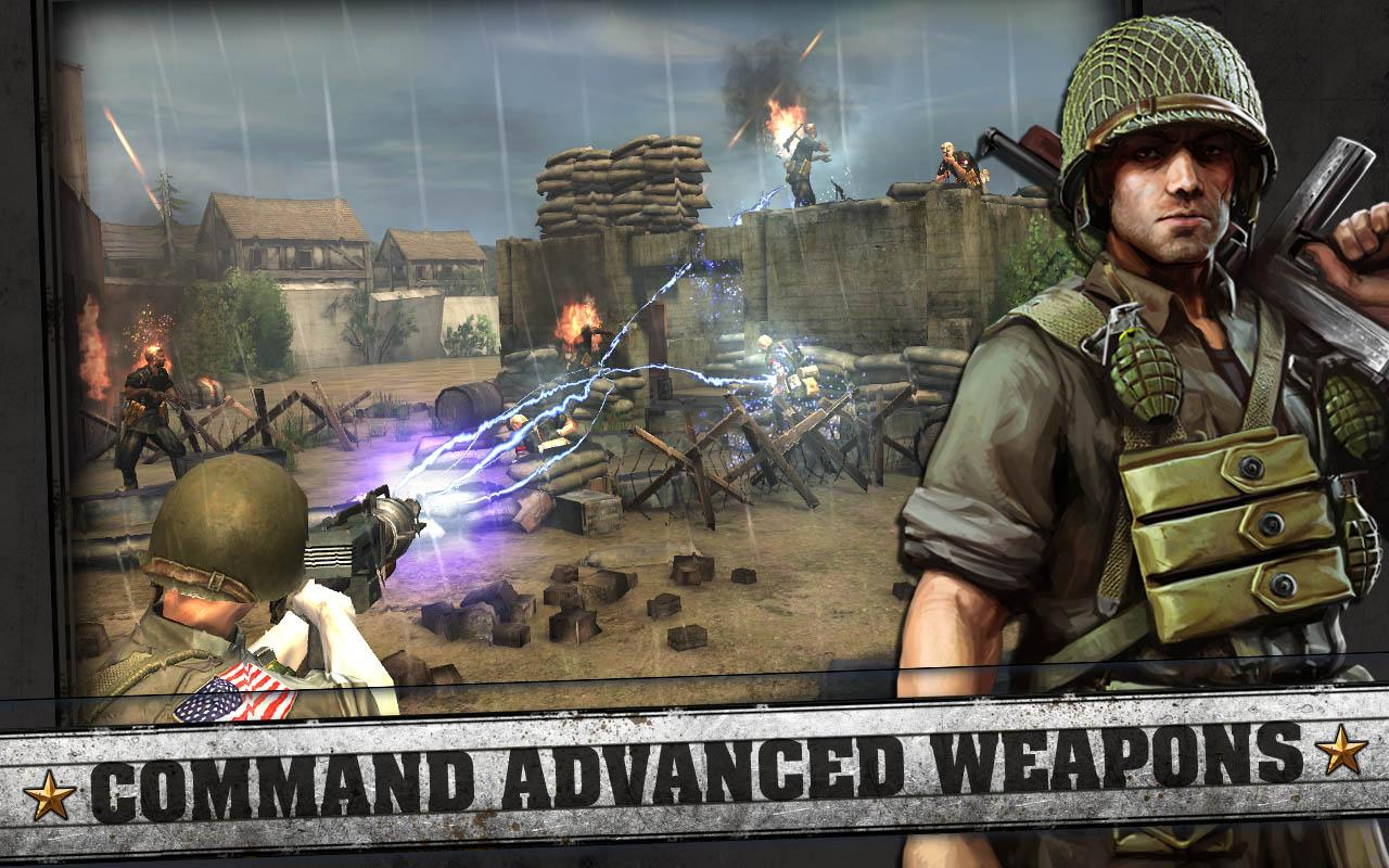 FRONTLINE COMMANDO: D-DAY - screenshot