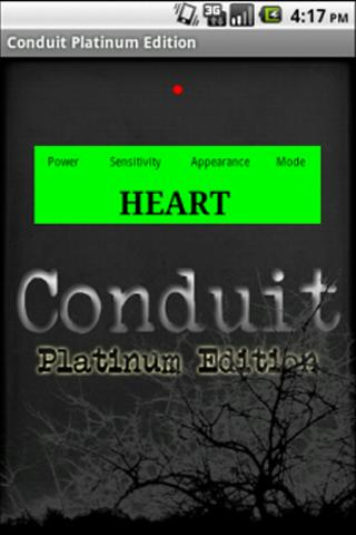 Conduit Platinum SPIRIT BOX- screenshot