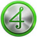 4shared Music Plus icon