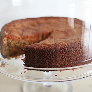 Orange-Walnut Cake.