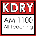 Christian Radio KDRY AM 1100 icon