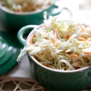 Quick & Easy Homemade Coleslaw