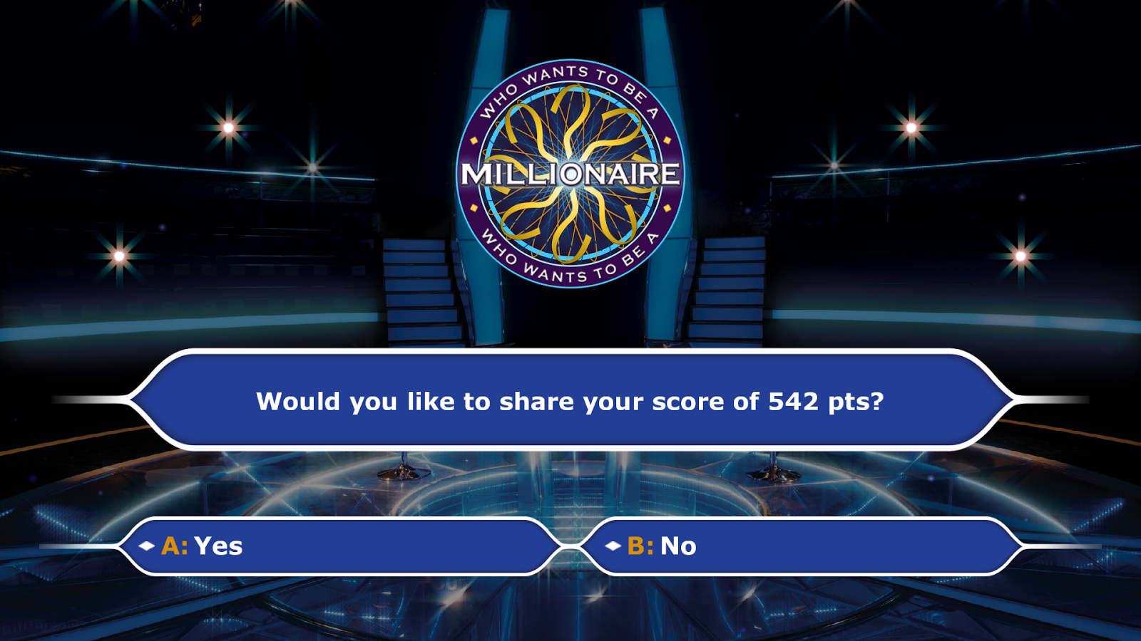 who wants to be a millionaire? - android apps on google play, Powerpoint templates