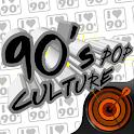 90's Pop Culture icon
