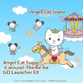 Angel Cat Sugar -Carousel-  GO