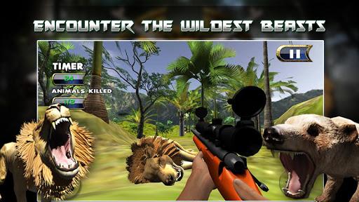 森林狙擊手 - 動物獵人