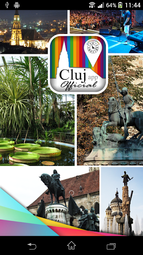 Cluj Official app