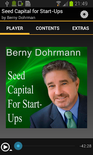 Seed Capital for Start-Ups